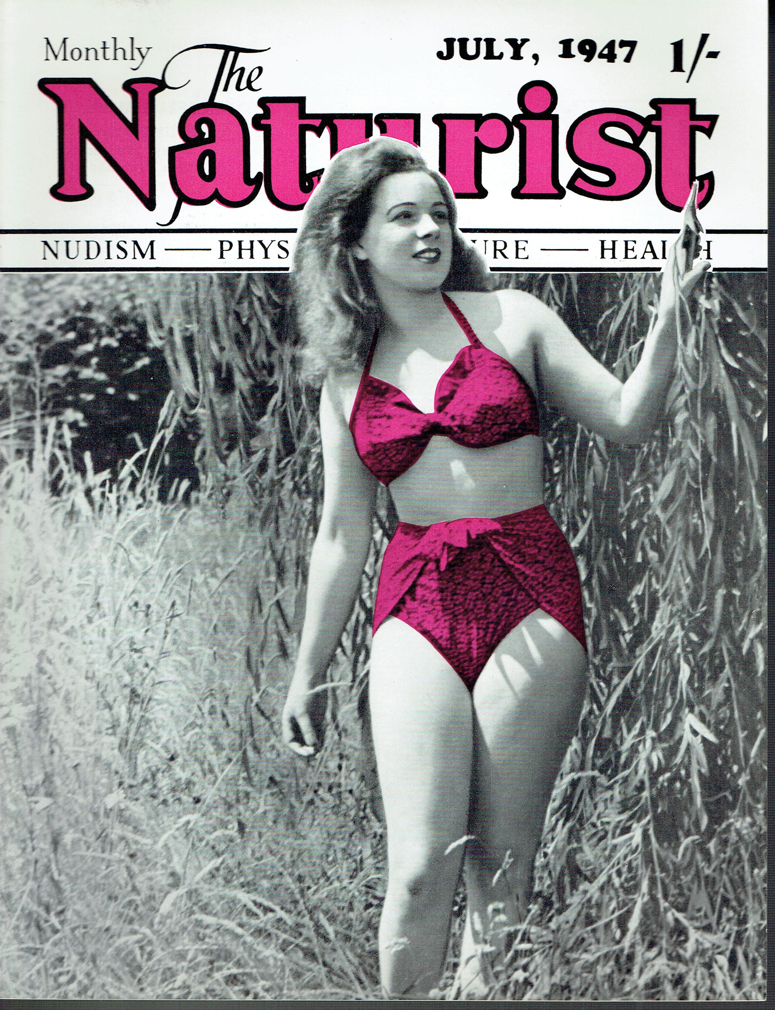 Bring naturism magazine