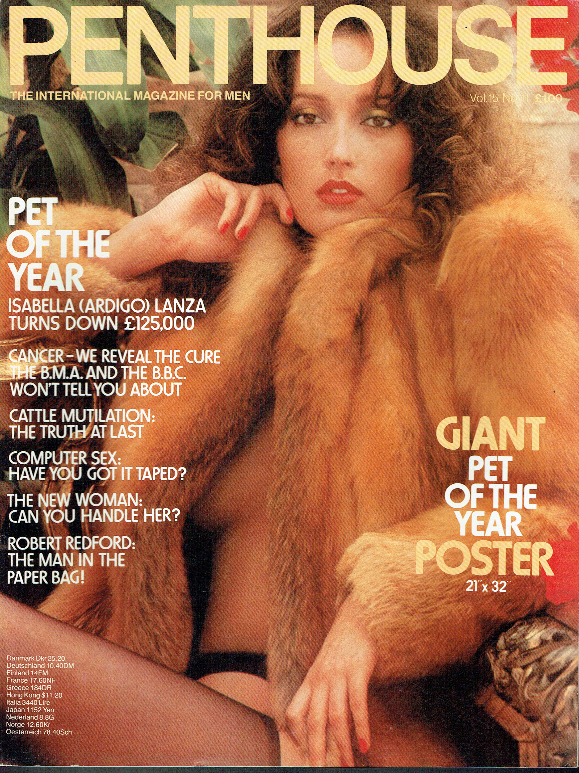 Модели года журнала пентхаус #9